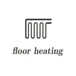 Application terracotta tiles - floor heating