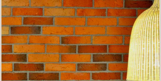 Brick tiles, veneers