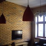 Brick tiles, veneers, 260x70x15 mm, Nr: SM_1